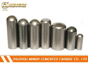 China Tungsten Carbide Hpgr Stud Pin For High Pressure Grinding Rolls To Hard Rock Crushing on sale