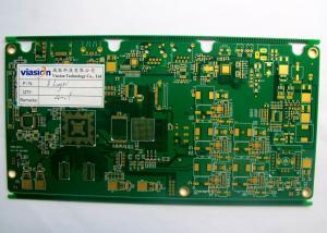 China Rigid 2OZ Copper Multi-Layer Boards 8 Layer PCB For Multimedia Equipment on sale