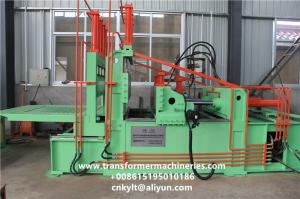 China Corrugated Fins Wall Making Machine Oil Immersed Transformer on sale