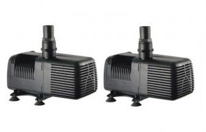 China Plastic Submersible Water Fountain Pumps For Fish Ponds AC 100V - 240V on sale