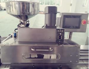 China Comprimés de machine de cachetage de habillage transparent de la CE/pilules/utilisation économiseurs d'énergie de capsules on sale