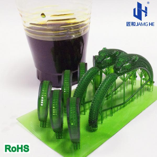 Jewelry castable printing resin / photopolymer resin for 3D