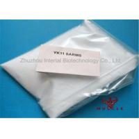 99% Purity White Powder Yk 11 SARMS Raw Powder For Women CAS 431579-34-9