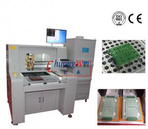 China LED Lighting Industry PCB Depaneling Solution PCB Depaneling Router on sale