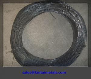 China 16G black annealed binding wire in construction on sale