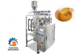 China Automatic Liquid Packaging Machine For Peanut Butter High Speed Product on sale