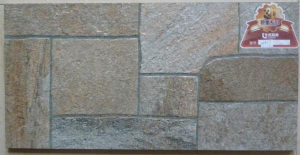 Xcm D Digital Faux Ceramic Textured Stone Wall Tile For Sale - Faux limestone tile