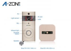 China Motion Detection Video Phone Doorbell Wireless 64GB Micro SD Card on sale