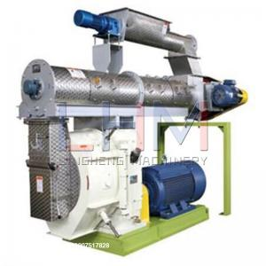 China Chicken,cattle,horse,duck feed pellet production line with high capacity on sale