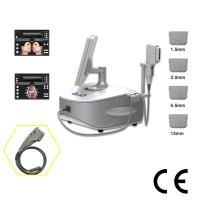 Eyebrow Lifting HIFU Machine High Peak Power Triple Layer Lifting Effect System