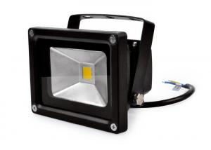 China 20W Black / Gray Colors Industrial LED Floodlights No Glare For Landscape on sale