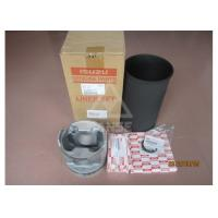 Hitachi ZX450 Engine Parts Piston Ring Kits , Diesel Engine Cylinder Liner