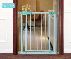 Ordinaire Quality Green Kids Safety Door Gates Steel Baby Security Gate For Stairs  For Sale ...