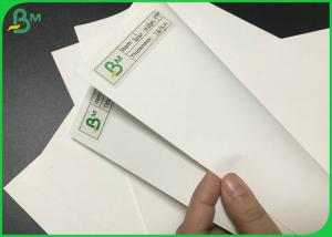China 240 Gram Uncoated Anti Water 200um Thick Matte Stone Paper For Printing wholesale