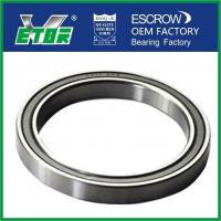 Deep Groove Thin Walled Ball Bearing For Circular Weaving Machine Accessories