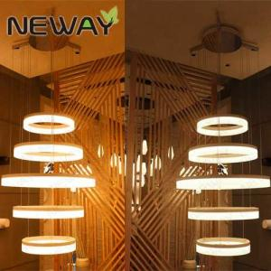 China Modern Crystal Glass Chandelier for Hotels Home Party Christmas Decoration Attractive Hanging LED Chandelier on sale