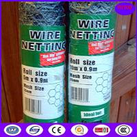China POULTRY FENCE,CHICKEN WIRE , HEXAGONAL WIRE MESH on sale