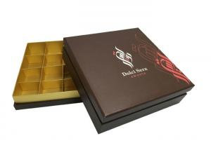 China Custom Retail Packaging Rigid Gift Boxes With Lids Logo Printed Available on sale