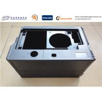 China Custom Electrical Plastic Housings / Enclosures ( Top + Bottom ) with MoldTech MT Texture on sale