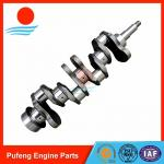 MITSUBISHI OEM crankshaft 4D33 4D34 forged steel Crankshaft For Rosa/Model 2008 ME018297 ME017304 ME013668