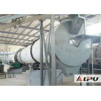 China HG2.2×15 Granular Material Industrial rotary dryer Equipment For Drying Chemical Catalyst on sale