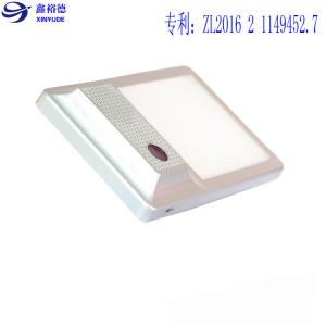 China LED bluetooth speaker with motion sensor for cabinet  sliver LED cabinet light with motion sensor on sale