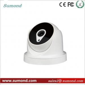 China Plastic AHD Dome Camera 2.0 Mpixes AHD Security Cameras 3D Noise Reduction on sale