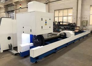 China Raycus Ipg Cnc Pipe Cutting Machine 1000w Red Black High Efficiency Fl 30