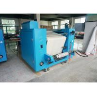 High Speed Lanyard Roller Heat Press Machine For Ribbon Printing