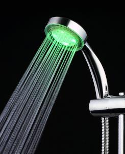 China LED shower head on sale