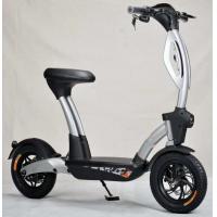 2018 2-wheel electric scooter with 250watt motor 12inch wheel 10-15ah lithium battery