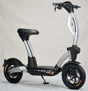 China 2- Wheel 250 Watt Motor Electric Balance Scooter 12 Inch Wheel 10-15ah Lithium Battery on sale