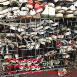 China Italian Mixed Size Brand Second Hand Shoes 2Nd Hand Running Shoes For Kids / Adults on sale