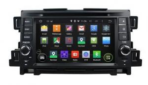 China 2012 2013 Mazda CX 5 Car GPS Navigation System , Touch Screen Android 5.1.1 Mazda DVD Player on sale