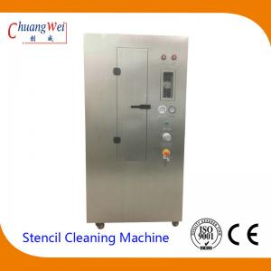 China SMT Stencil Cleaning Machine Accept Max Stencil Size 750*750*40mm on sale
