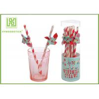 China Nice Colorful Windmill Party Paper Straws In Bulk For Anniversary Decorations on sale