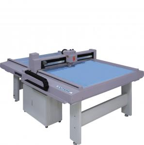 China clothescut card paper, sticker, film, leather,kraft paper underwear pattern paper-shape pattern sample cutting machine on sale