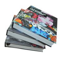 China Short Run Digital Book Printing Sewing Binding Way Customized Service on sale