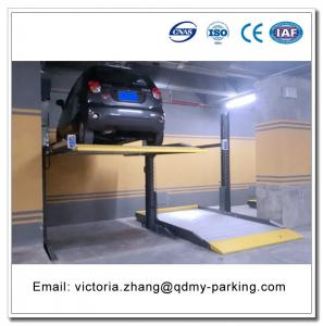 China Portable Car Parking SystemTwo Post Car Parking Two Post Simple Parking Lift on sale