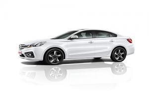 China 4 Door Luxury Sedan Car Assembly Line , 4 Seats Small Sedan Vehicle on sale