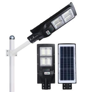 China IP65 SMD 120W Solar Light Street Lamp With Sensor on sale