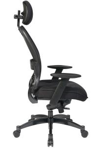 Quality High Back Executive Office Chair With Headrest Boss Chairs