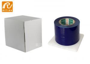 China Dental Disposable Protective Barrier Film , Medical Blue Barrier Film 30mic -50mic on sale