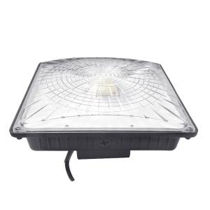 China Outdoor 45w 120lm / W Led Canopy Lights For Gas Station , AC100-277v with Recessed and Surface moumt on sale