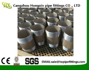 China O aço carbono do preto da linha do GOST soldou por muito tempo o bocal de /Pipe on sale