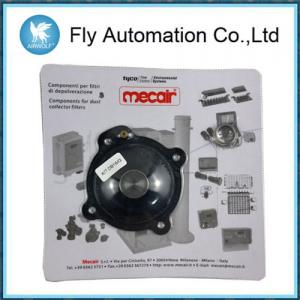 Quality Mecair DB18 Diaphragm Repair Kits NBR Viton Nitrile Integral Or Remote Pulse Jet for sale