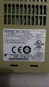 yaskawa SGDM-A5ADA servo drive for sale – YASKAWA