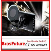 China Car Black Box DVR Recorder with GPS Supporting AVI / Mini USB Flash Disk 300000 CMOS on sale