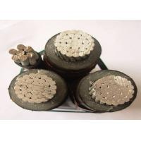 China Underground Aerial Bundle Conductor Triplex Aerial Cable 19/33KV 3x95mm2 3X185mm2 on sale