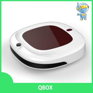 China Robotic Vacuum Cleaner, Lithium Battery Cleaning Robot Cyclone Canister Cleaners, CE Mark, RoHS certificated on sale